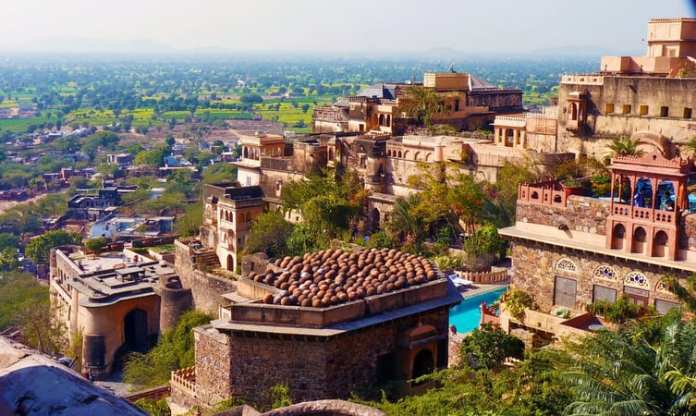 Neemrana Fort Palace of Rajasthan