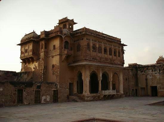 Nagaur district History
