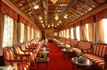 luxury trains of Rajasthan