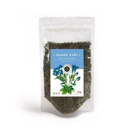 Modrý květ Inca Botanica