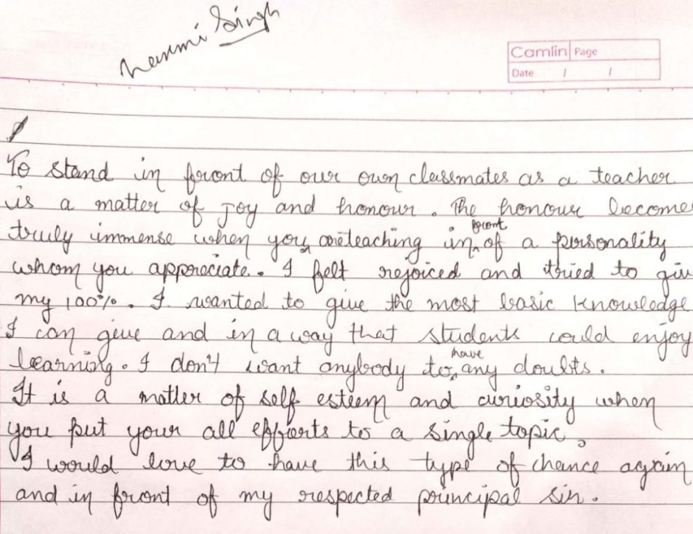 medium resolution of student teacher used questioning technique to make other classmates learning easy she asked various questions related to key points in the lesson