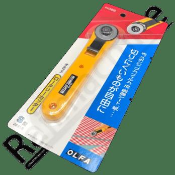 Cutter rotatif OFLA RM-36-B-CU