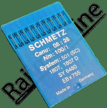 10 Aiguilles SCHMETZ 501 (SC)