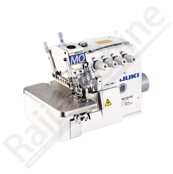 Surjeteuse industrielle JUKI MO-6804S point bourdon de 1.5 mm 1 aiguille 3 fils