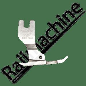 Pied de biche fermeture branche a droite double entrainement P36LN-NF