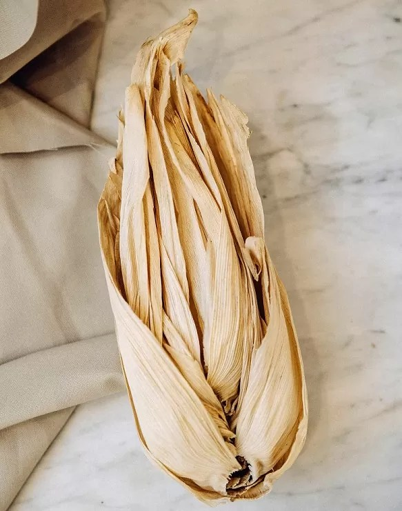 Gambar Kulit Jagung : gambar, kulit, jagung, Kerajinan, Kulit, Jagung, Kering, Membuatnya, RajinLah.ID