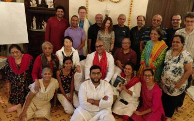 Photos From the November 2017 Matheran Retreat are Now Up!