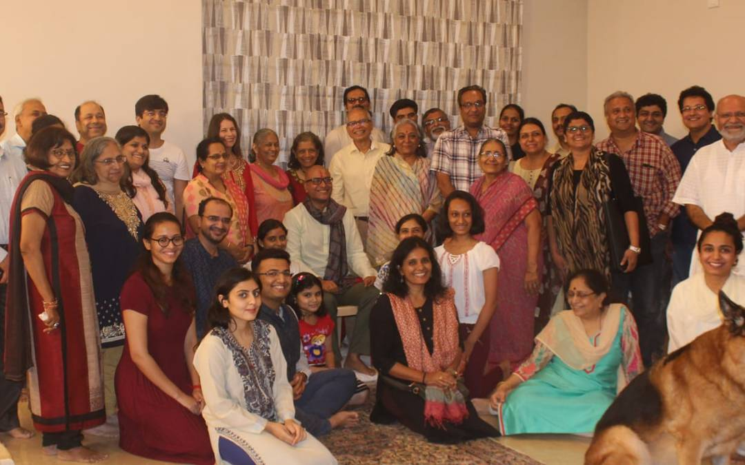Mumbai Guru Poornima Celebration 2019