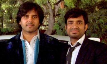 Raj Mahajan & Javed Ali