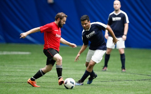 Aug 25, 2018; Auburn Hills, MI, USA; Brose soccer tournament 2018 at Evolution Sportsplex. © Raj Mehta Photography LLC