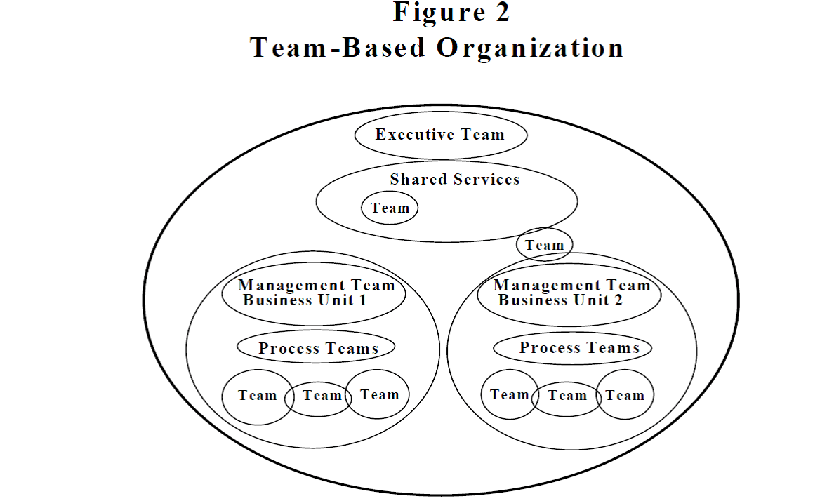 Team based Organizations