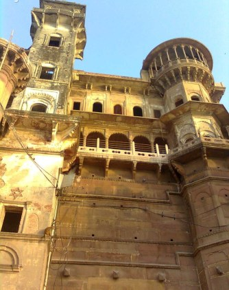 Darbhanga Ghat Palace
