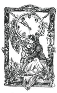 Inktober 2018: Clock
