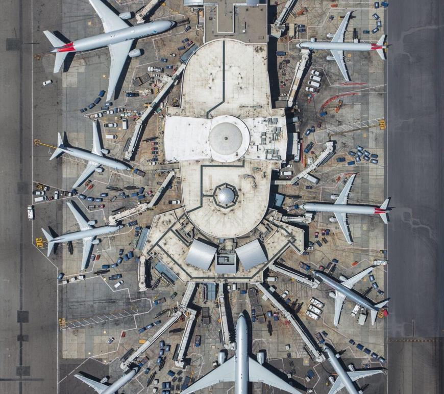 Los Angeles International Airport Terminal 4