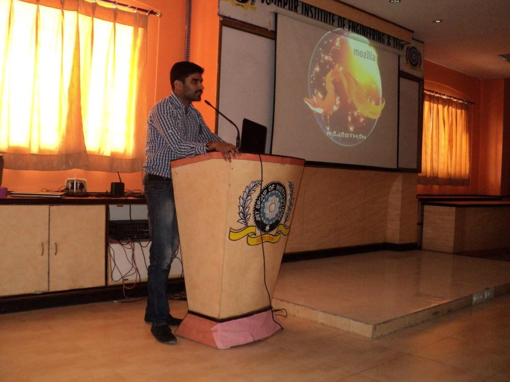 MozBoot @ JIET Jodhpur (6/6)