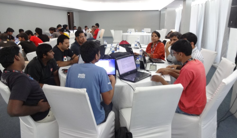 Mozilla India Community Meet14 @ Hyderabad! (2/6)