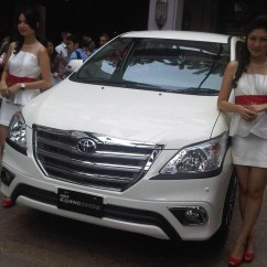 All New Kijang Innova 2.0 G Buku Manual Grand Veloz Toyota Car Of The Year 2013 Versi Frost