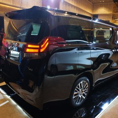 All New Alphard 3.5 Q Velg Yaris Trd Review Toyota Dan Vellfire Representasi Kemewahan Raju 31 03 2015 02