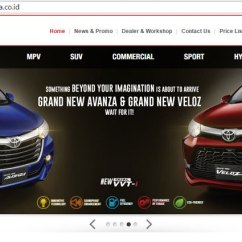 Indikator Grand New Avanza Mesin Ngelitik Toyota Dan Veloz Naik Rp 12 Juta? | Raju ...