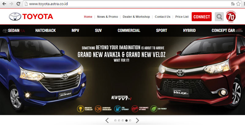 indikator grand new avanza veloz matic toyota dan naik rp 12 juta? | raju ...