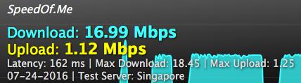 Reliance 4G Wi-Pod Speed