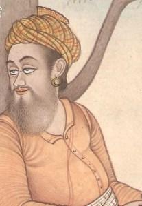 sufi with beard