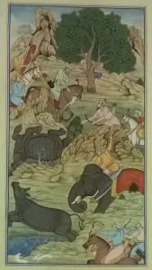 Mughal Hunting m007