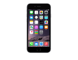 apple-iphone 6 - 16gb-space gray-450x350