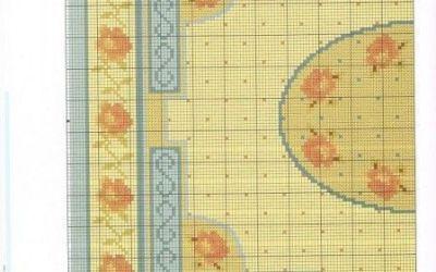 Esquemas para alfombras a punto de cruz