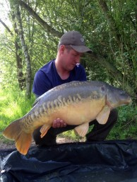 June catch 29lb 4oz