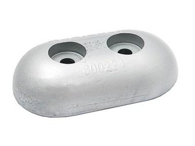 Zinc Anode Bolt-on Hull Anode BLT-800224