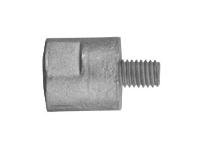 ZINC ENGINE ANODE YANMAR 01303 20x20
