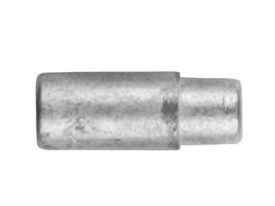 ZINC ENGINE ANODE NANNI MERCEDES 802100 02100 pencil anode Ø 10 L.17