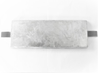 Zinc Anode weld-on 10.5kg
