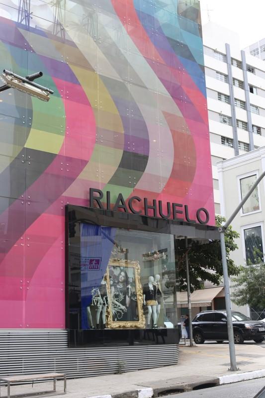Fancy boutique in Sao Paulo