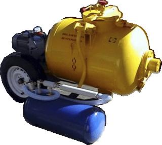 Оборудование для производства пенобетона ПБУ-300