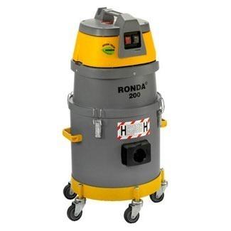 Промышленный профессиональный пылесос Ronda-200H Green Tech
