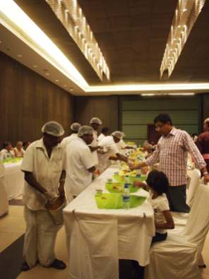The Wedding Banquet Hall