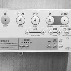 Toilet at Tenryu-ji Temple