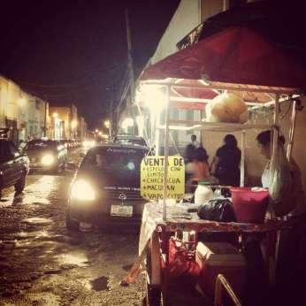 Tamale Street Food