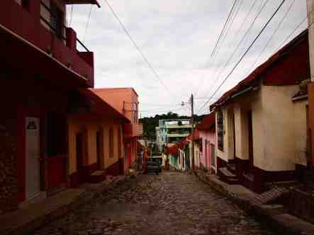 The Streets of Flores