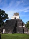 Temple II, Tikal
