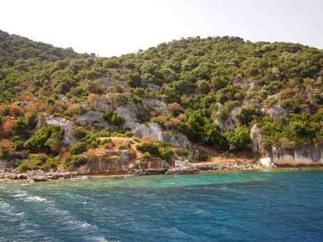 The Sunken City of Kekova