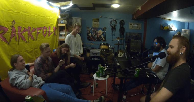 Videoklipp fra ukens episode: «Tunge i rumpa» Med Heigh Chief (Råkkfolk TV)