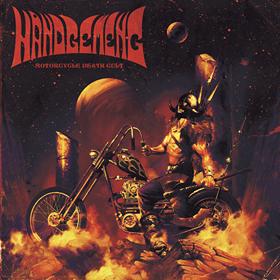 Håndgemeng – Motorcycle Death Cult (EP)