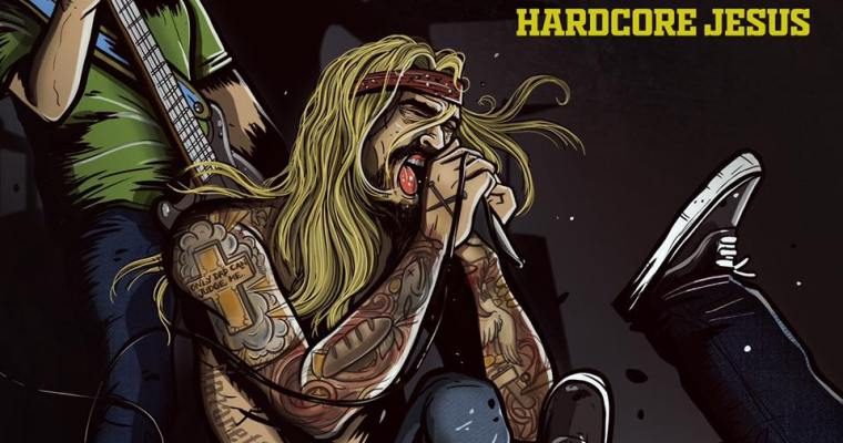 Exploding Head Syndrome – Hardcore Jesus (Singel)