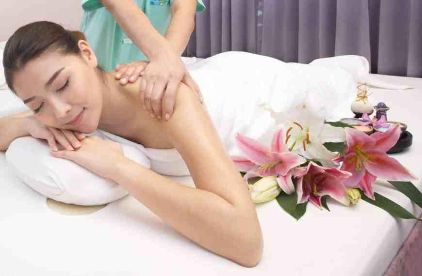 Center Point Massage & Spa (Siam Square 3 Branch)