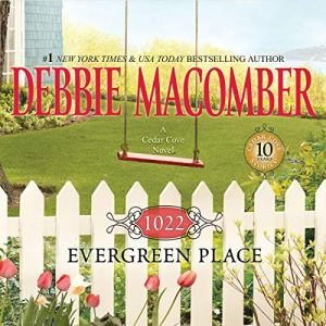 1022 Evergreen Place audiobook cover art