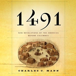 1491 audiobook cover art