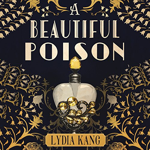 A Beautiful Poison audiobook cover art